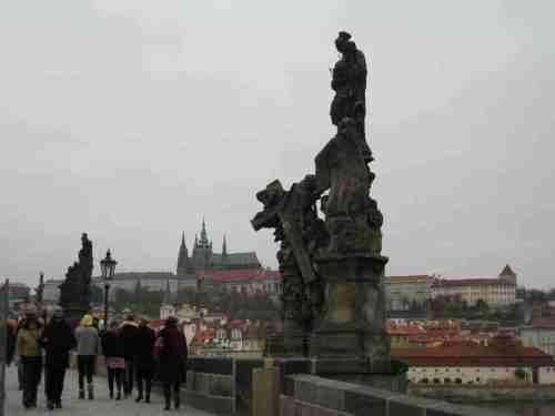 IMG_5290 - Hradschin von Karlsbrücke aus