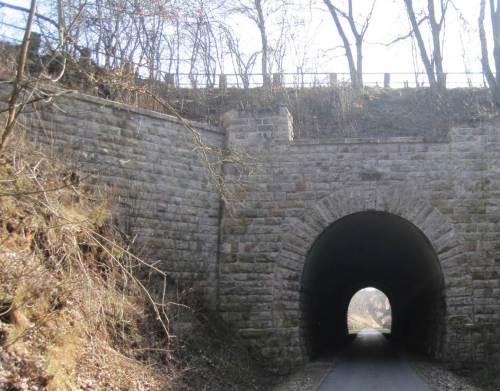 Aaaah, der letzte Tunnel ...