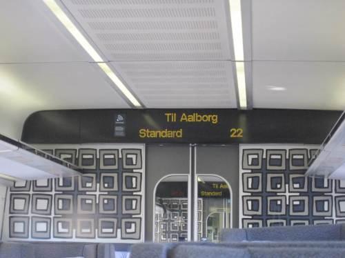 Weiter geht es Richtung Aalborg.
