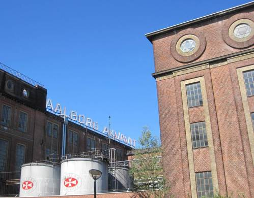 Aha, Aalborg ... - Ich habe auch die Tanks des Jubi gesehen. Aber es gibt ja noch viel mehr.