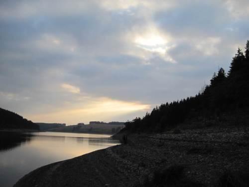 graublaugelber Sonnentiefstand