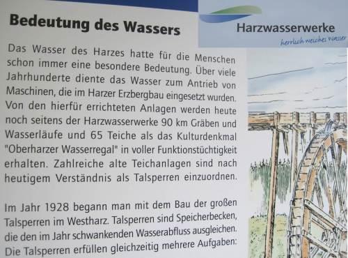 HaWaWe-Ausstellung, hier Wasserkraft-Historie