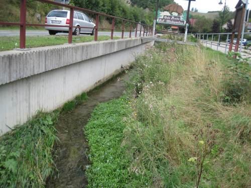 Rübeland, instream