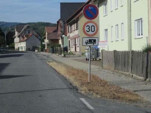 PSM in Friedrich- oder Amtsfeldstraße, Wernigerode
