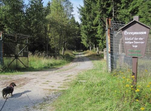 Grenzmuseum bei Sorge