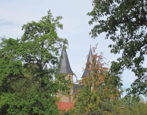 Romanische Straße, Kloster Drübek