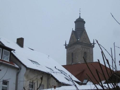 St. Kilian - bleibt Schnee oder geht Schnee?