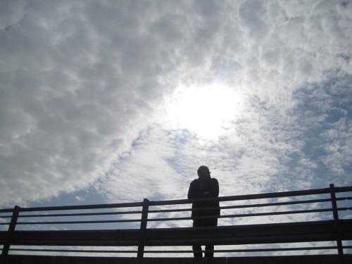 Frühling 2013 - meist windig und kalt, mit Glück auf der Sonnenseite ...