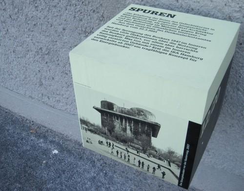 Die Historie des Gebäudes und der Zeit seiner Entstehung wird plastisch erläutert.