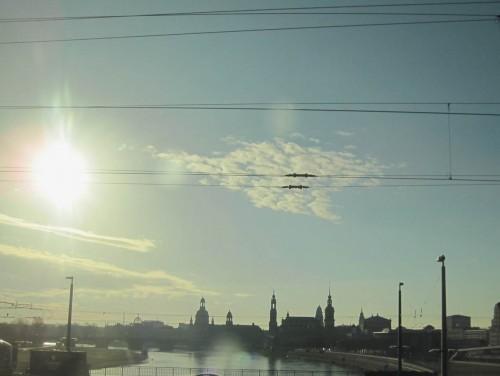 Tschüss Dresden und Dresdner Elbe - bis zum nächsten Mal!