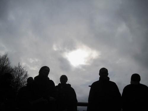 """Blick gen Himmel - wie sagen die Blues Brothers so schön """"Habt ihr dieses Licht gesehen?! - Wir sind im Namen des Herrn unterwegs."""" - Dann kann ja eigentlich nichts schief gehen."""