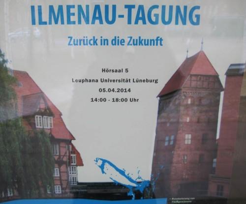 Die Ilmenau Initiative rief - und viele kamen.