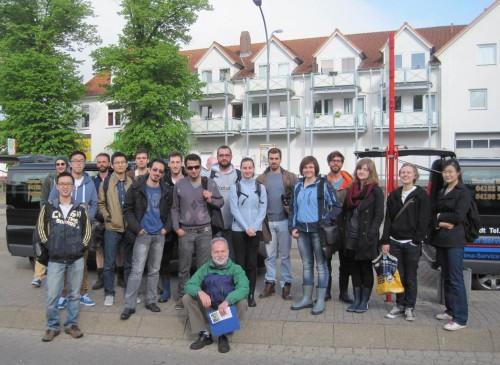 Hydrobiologie-Exkursion 2014, Gruppe 1