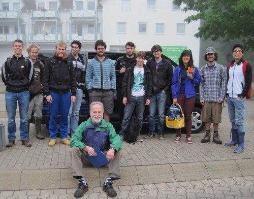 Hydrobiologie-Exkursion 2014, Gruppe 2