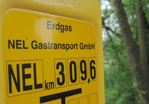 NEL, die Nordeuropäische Erdgasleitung, ist immer interessant - hier vor allem wegen Ausgleich- und Ersatzmaßnahmen.