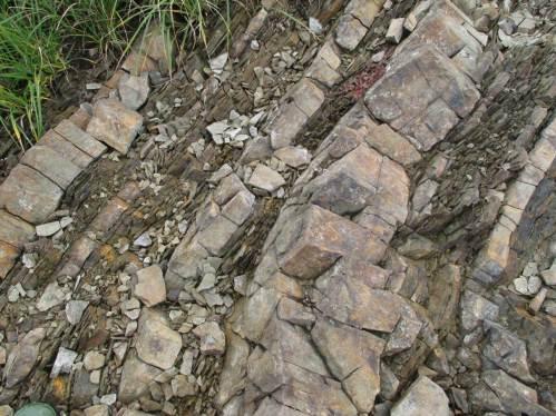 Der Lauf der Zeit - Marmor, Stein und Eisen brechen ... - irgendwas reimt sich hier nicht.