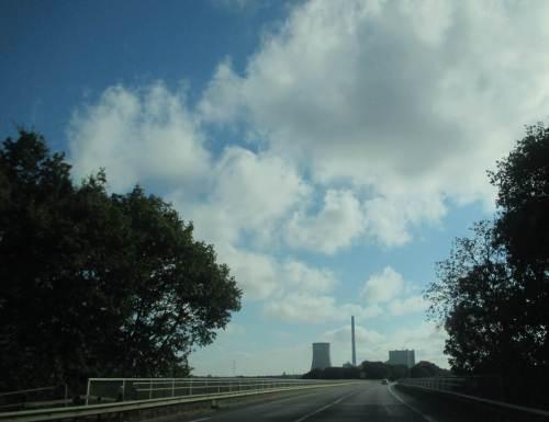 Tags drauf ist Heimreise angesagt - freundliches Fahrwetter lässt uns hoffen.
