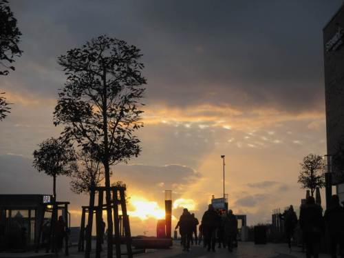 Es bleibt die Erinnerung an schöne Tage - von morgens bis abends.